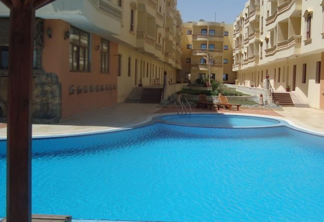 Red Sea View Complex Apartment, фото 4