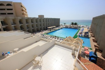 Beach Hotel Sharjah, фото 4