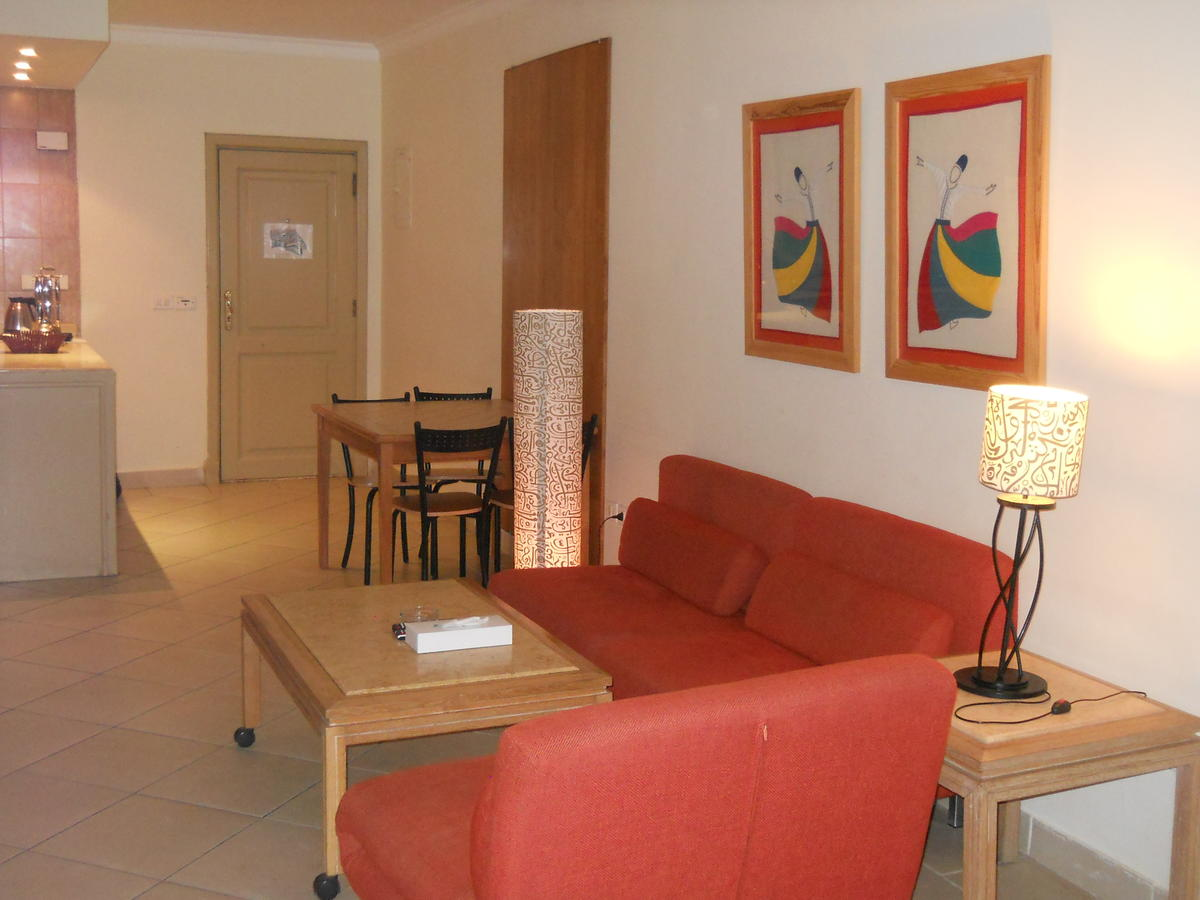 First Class Naama Bay Apartments, фото 25