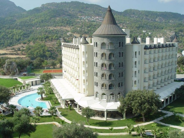 Castle Resort Spa Hotel Sarigerme (ex.Alinn Sarigerme Boutique)