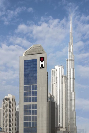 M Hotel Downtown by Millennium, фото 1