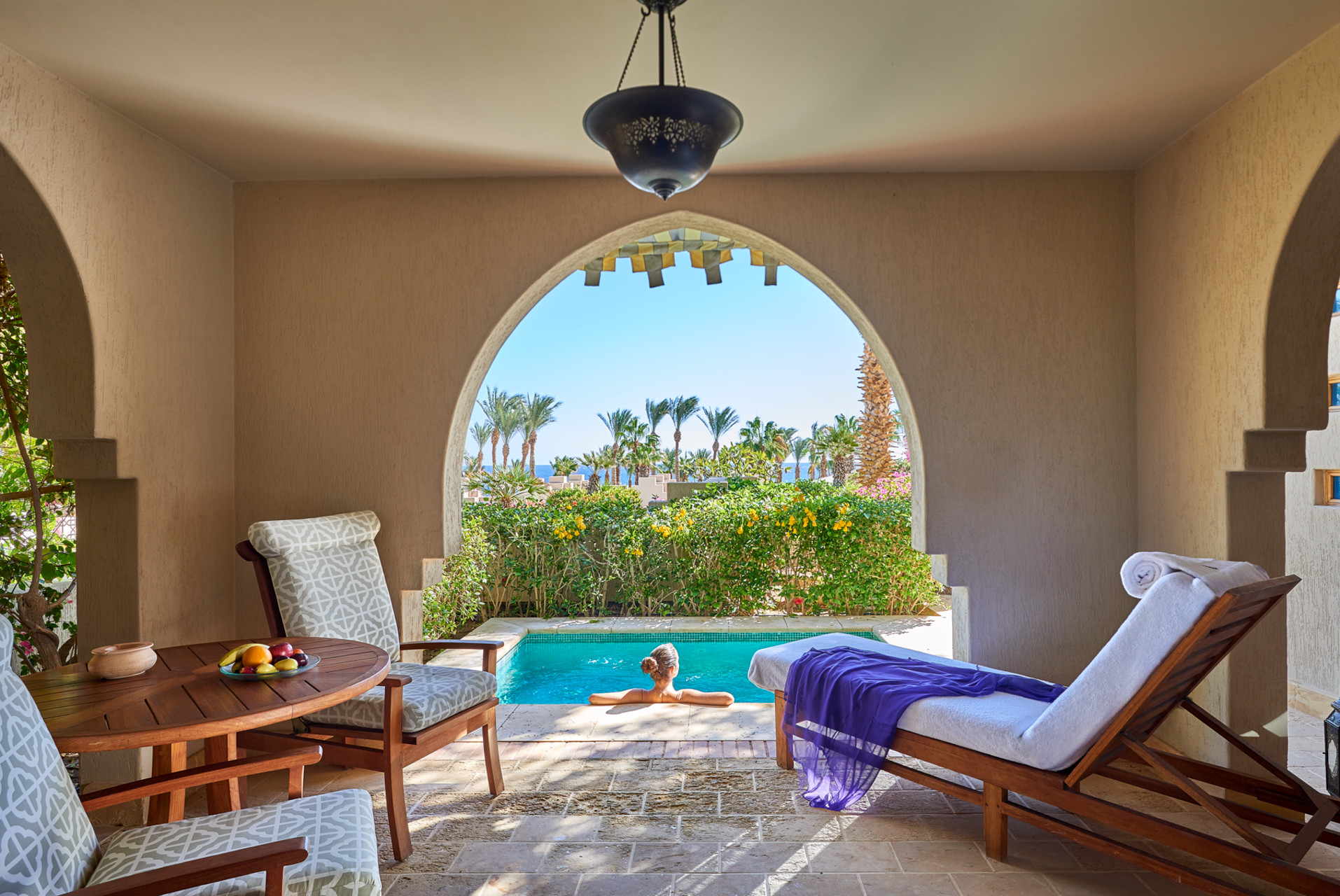 One Bedroom Suite with Plunge Pool, фото 2