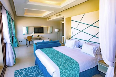 Deluxe Suite with Sea View, фото 1
