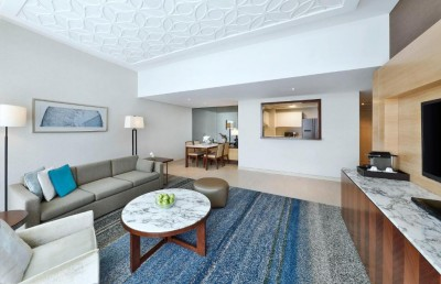Two Bedroom Suite with Kitchen, фото 2